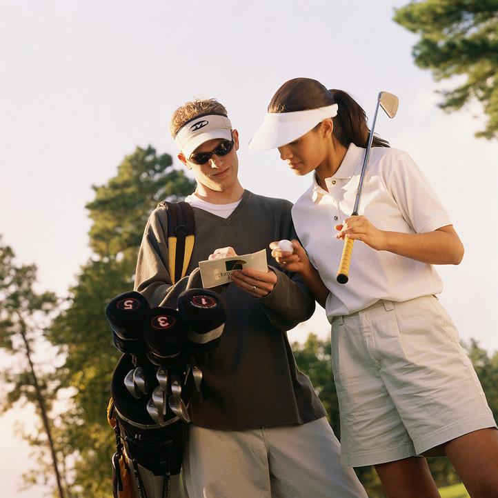 vacances sport hossegor golf