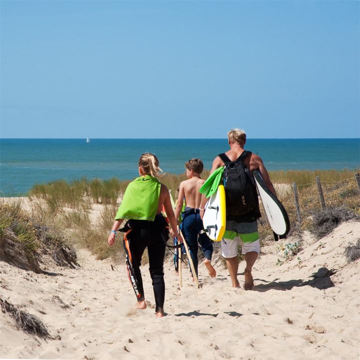 village vacances atlantique ronce les bains surf
