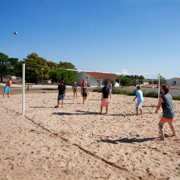 vacances ocean fouras beachvolley