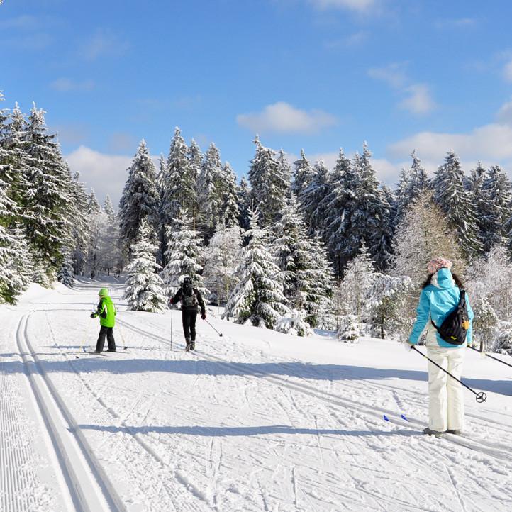 village vacances ski nordique