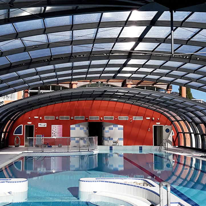 Résidence de Tourisme avec piscine mer