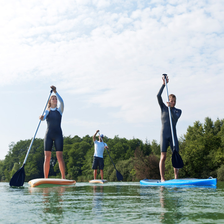 vacances sports nautiques hossegor paddle